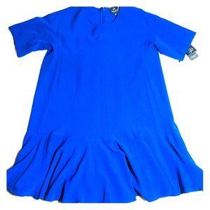 🆕 Adrianna Papell oversized peplum dress 👗
